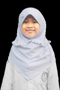 Jilbab Sekolah Anak Edelweis