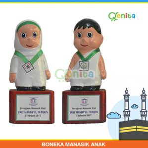 Boneka Manasik Haji